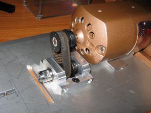 Proxxon Micro with reference Sawing Machine