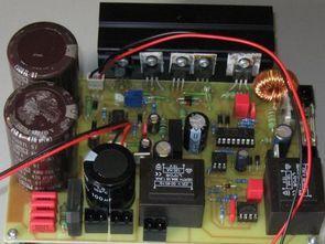 400V High Voltage Regulated Power Supply