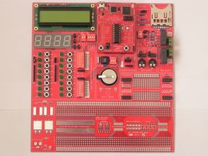 MSP430 Development Kit - Electronics Projects Circuits