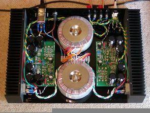 HiFi Power Amplifier