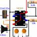 NE555 melody circuit