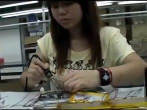 Tablet PC China Factory Last Stage of Production