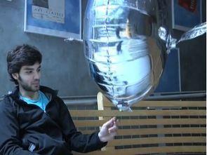 Tiny Robot Balloon Arduino Pro