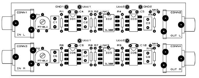 audio-signal-separator-optocoupler-il300