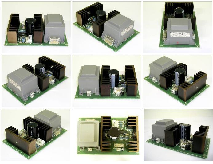 Intelligent 1Ah     55Ah    Battery       Charger       Circuit    UC3906  Electronics Projects Circuits