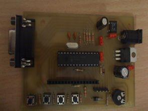 Color Detection Circuit PIC18F252