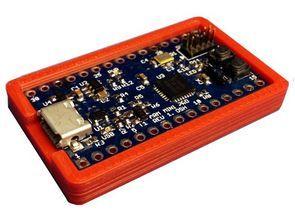 LPC11U35FHI33-M0 501 ARM experiment board pcb