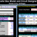 Woofer Crossover Box Design Programs (Excel)