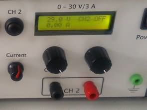 0-30V 0-3A Adjustable Switching  Laboratory Power Supply