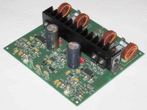 2X100W Class D Amplifier Circuit HIP4081A