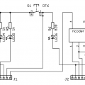 PT2317B Digital Preamp Circuit circuit pt2317b four channel digital audio processors utilizing 120x120