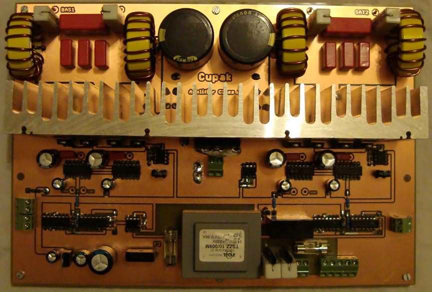Low Noise Power Supply For Audio Circuits Circuit Schematic Diagram
