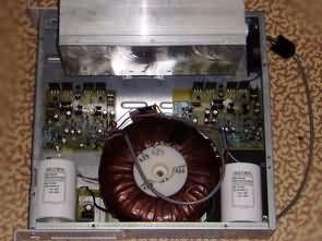 RMS 2X200W Amplifier Circuit  MJL21196 MJL21195