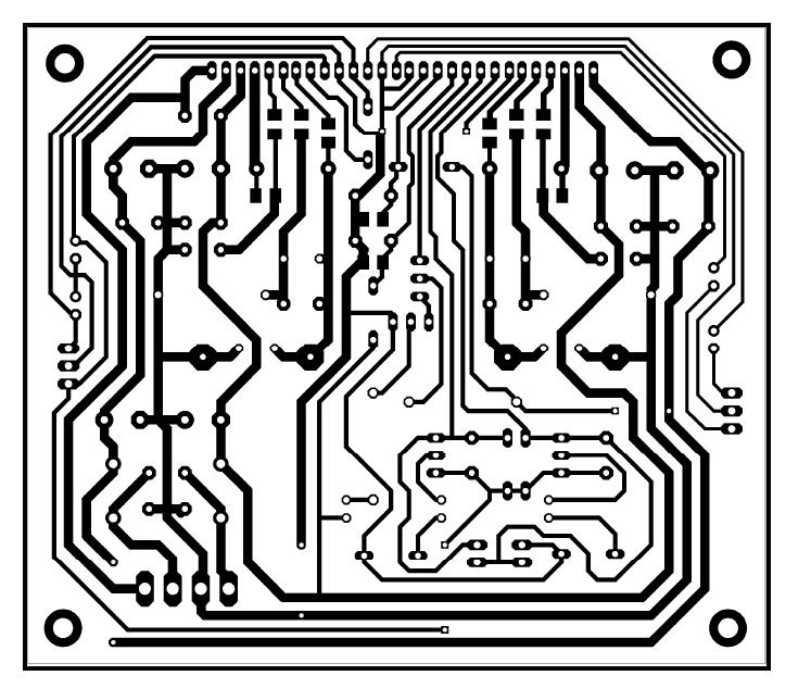Stk428 610 Amlifier Circuit 2x70w Hi Fi