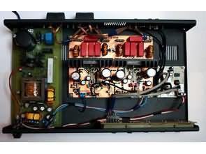 TDA8920 Class-D  Amplifier Circuit