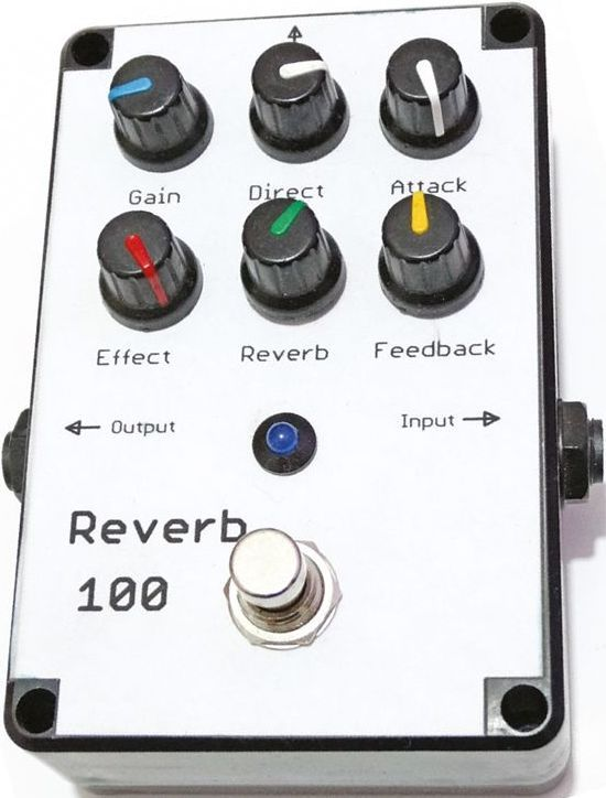 Reverb Effect Circuit Pt2399 Guitar Effects