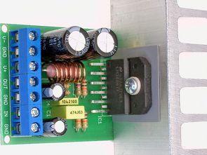 LM3886 Amplifier Module