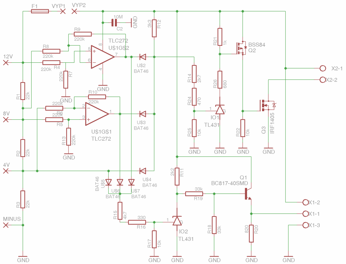 Bms Li Ion Wiring Diagram For Professional 14 4v Battery Pack Uc3844 Smps Charger Electronics Projects Rh 320volt Com 3s Verucci