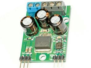 Tiny Power Amplifier With LM4952