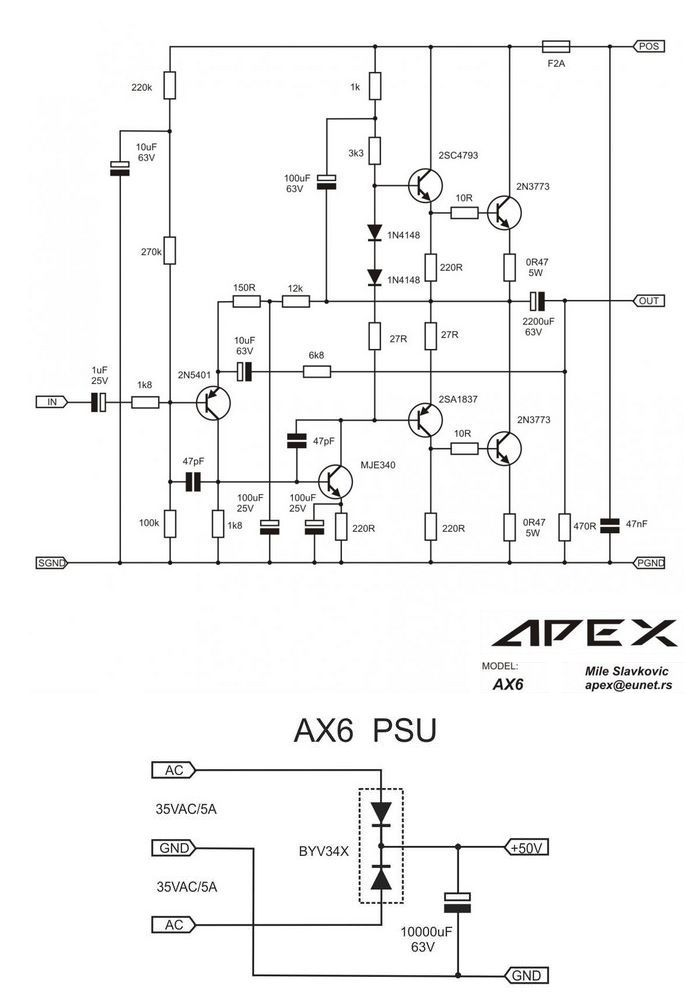 150w Car Power Amplifier Circuit Diagram Free Electronic
