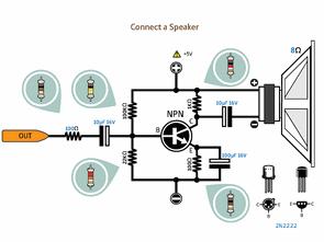 Arduino External Circuit Connection Charts