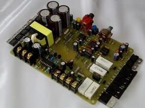 Car Amplifier Circuit TIP142 TIP147 200W DC DC TL494 EI33