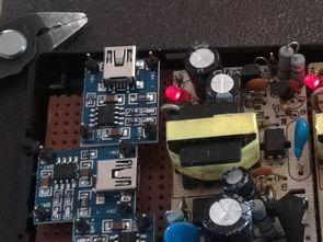 Li-Po Li-ion Battery Charge MCP73831 TP4056 Circuits