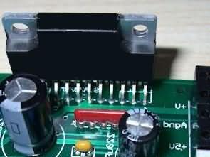 Motor Driver Control CNC Circuits