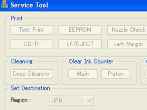 Printer Ink Cartridge Resetter Programs