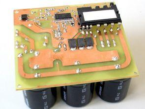 Three Phase Motor Control Circuit MC3PHAC FSBS10CH60