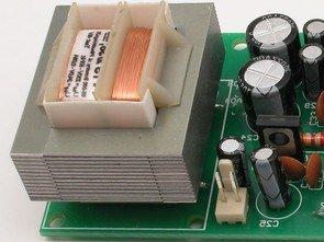 Dual phantom power supply 48 V