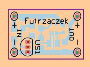 Protection Circuit of Li-Ion or Li-Po Battery