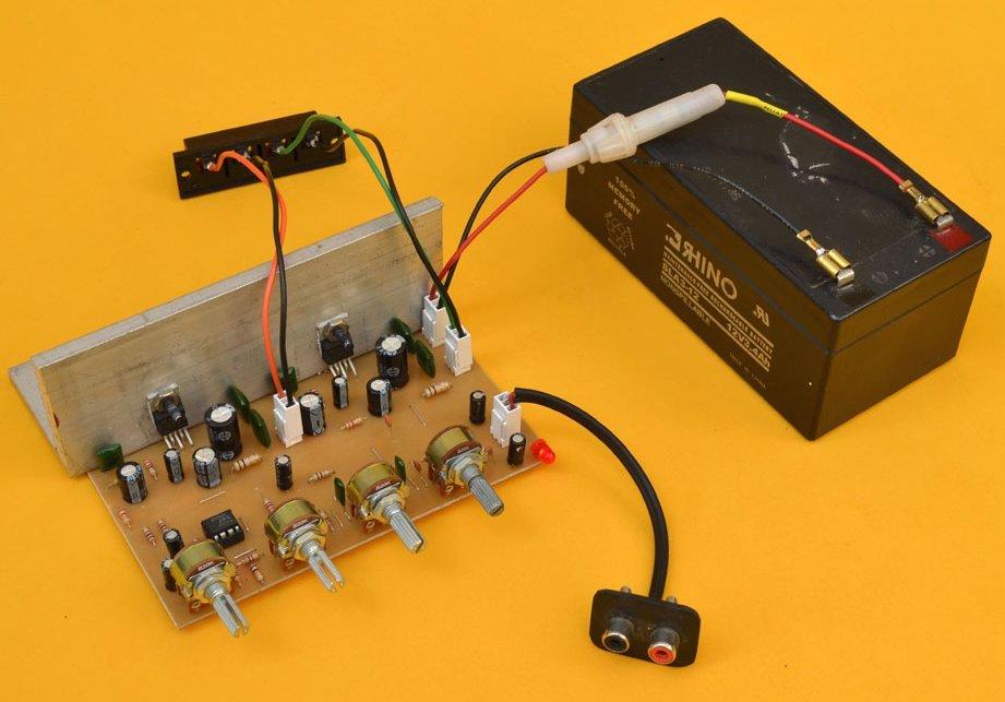 tda2003-amplifier-pcb-schematic-circuit-1