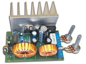 Adjustable Switch Mode Power Supply 0.25V  0.5A TL494