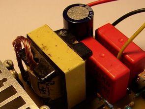 CDI Circuit TL494 PC power transformer EI33 - Electronics Projects