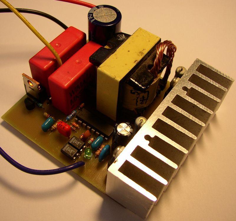 electronic-dc-cdi-circuit-pcb