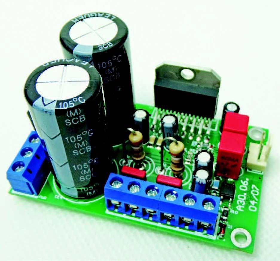 lm4766-amplifier-pcb