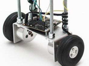 Mobile Robot Project MPU6050 ATmega328