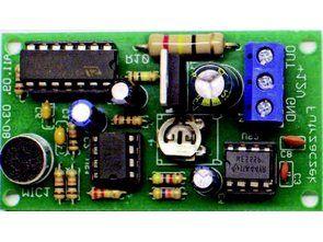 Phone Ring Amplifier Circuit