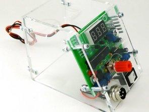 Simple DIY homemade soldering station MK936 Circuit