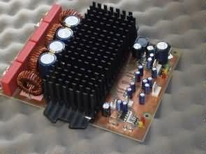 TAS5630B 300W  Class D Amplifier Circuit