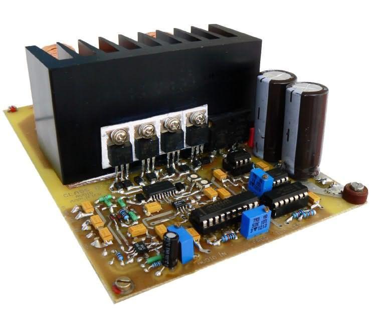 Class D Bass Guitar Amplifier Circuit - Electronics ...