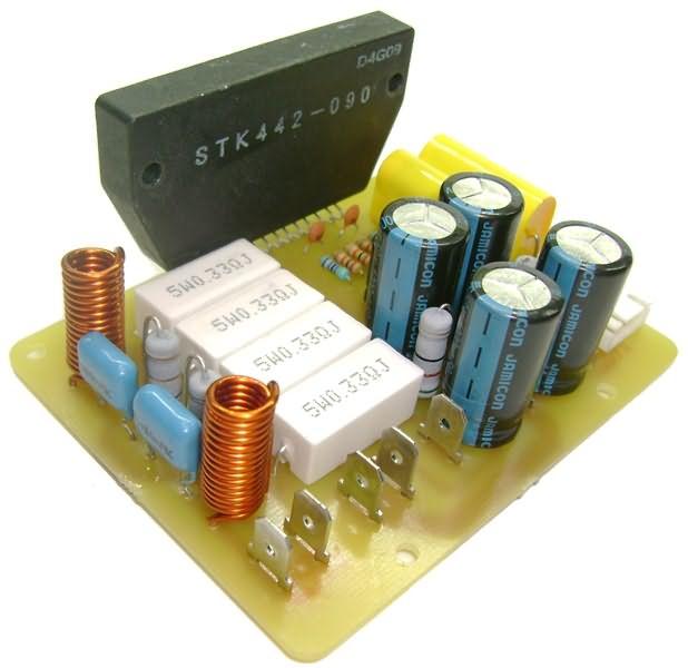 stk442-090-amplifier-pcb