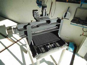 TB6560AHQ ATMEGA64 CNC Projects