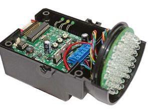 ATmega88 RGB lamp with DMX interface