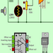 Dark Switch Circuit with 741 Opamp