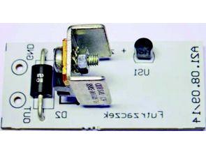 Soft Start Circuit For DC motors