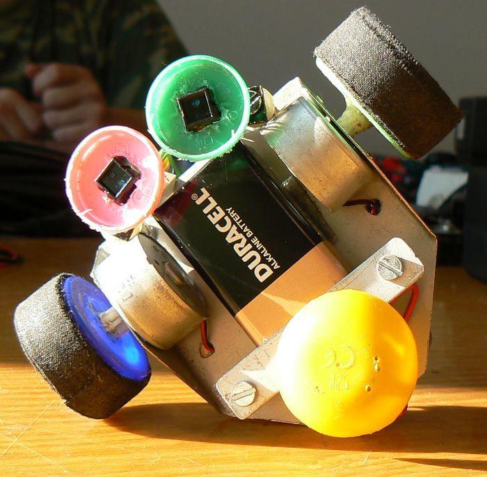 simple-line-robot