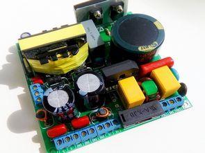300W LLC Resonant Switch Mode Power Supply SMPS