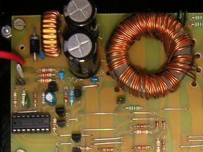 Kenwood Clone Mono Car Amplifier Circuit